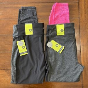 Two Xersion Workout Tights NWT Large
